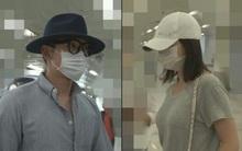 Rò rỉ hình ảnh Kim Tae Hee và Bi (Rain) trở về từ chuyến du lịch đảo Jeju