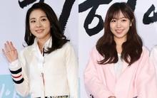 Dara (2NE1) tươi trẻ không kém cạnh đàn em A Pink kém 11 tuổi tại sự kiện