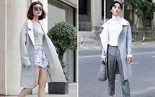 Street style giới trẻ 2 miền: nhiều bạn trẻ Sài Gòn mặc ấm không kém gì Hà Nội