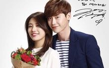Suzy trở thành người tình màn ảnh của Lee Jong Suk trong phim mới