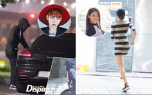 HOT: Dispatch tung hình mỹ nhân Seolhyun (AOA) mặc váy ngắn cũn cùng rapper Zico bí mật hẹn hò