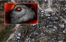 """Khung cảnh hoang tàn đáng sợ sau khi bão """"mặt quỷ"""" Matthew càn quét Haiti"""