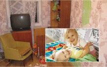 Khung cảnh đáng sợ bên trong căn phòng nơi 2 đứa trẻ tuyệt vọng gào khóc vì bị mẹ bỏ đói suốt 9 ngày