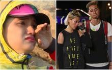 Cuộc đua kỳ thú: Hương Giang bật khóc vì thương Criss, Pông Chuẩn gặp tai nạn và ra về