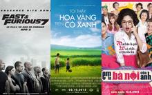 Những sự kiện nổi bật trên màn ảnh rộng Việt Nam năm qua