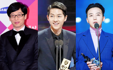Vượt qua cả MC quốc dân và Big Bang, Song Joong Ki dẫn đầu BXH nhân vật quyền lực nhất showbiz Hàn 2016