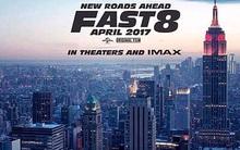 """Fan sôi sục khi tấm poster đầu tiên của """"Fast & Furious 8"""" lộ diện"""