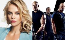 """Charlize Theron chính thức làm kẻ phản diện của """"Fast & Furious 8"""""""
