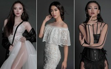 """Hoa hậu Mỹ Linh """"hiền lành"""" giữa dàn mỹ nhân sexy tới bến như Angela Phương Trinh, Mai Ngô, Chi Pu..."""