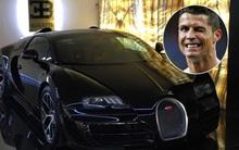 """Ronaldo chi hơn 62 tỷ VNĐ rước """"quái thú"""" về nhà"""