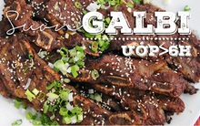 Thích ăn đồ nướng thì cứ ướp thịt theo 4 kiểu này là đảm bảo ngon