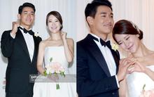 """""""Nữ hoàng nhạc phim"""" Baek Ji Young mang thai cùng chồng kém 9 tuổi"""