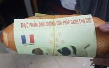10 mảnh giấy gói bánh mì chỉ có thể là của người Việt
