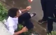 Tiền Giang: Xác minh clip nam sinh cầm búa đánh bạn dã man