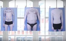 Video: Một nửa dân số thế giới không hài lòng với cơ thể mình, bạn có nằm trong số đó không?