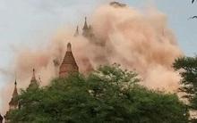Myanmar: Hàng loạt điểm đến mơ ước của dân mê du lịch đã bị động đất phá hủy