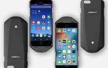 Giấc mơ iPhone chạy Android trở thành hiện thực với vỏ case MESUIT
