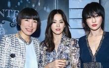 Song Hye Kyo đánh bật nguyên dàn sao Hoa ngữ tại show Chanel