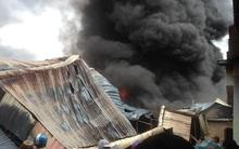 Bình Phước: Cháy lớn ở xưởng mủ cao su, thiệt hại trên 10 tỷ đồng