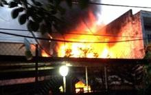 Hải Phòng: 2 cháu nhỏ tử vong trong cửa hàng vàng mã bốc cháy