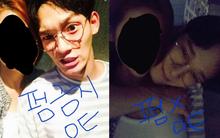 Fan xôn xao trước hình ảnh rò rỉ của Chen (EXO) cùng bạn gái cũ