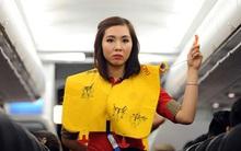 Hành khách xé áo phao trên máy bay từ Vinh đi TP HCM