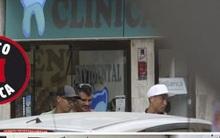 Ronaldo đến phòng khám nha khoa chữa trị chấn thương