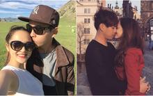 """Độc quyền: Cặp đôi mới của Vbiz Hồ Quang Hiếu - Bảo Anh tiết lộ những hình ảnh """"hôn nhau đi khắp thế gian"""""""