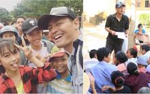 Trước thiệt hại quá nặng nề của người dân Hà Tĩnh, MC Phan Anh đã tăng gấp đôi số tiền cứu trợ
