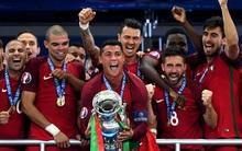 Bảng xếp hạng FIFA tháng 7: Vô địch Euro 2016 nhưng Bồ Đào Nha vẫn đứng dưới Bỉ