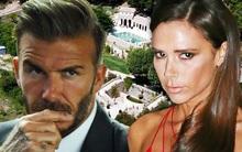 Vợ chồng Beckham bị nghi chuẩn bị ly hôn khi rao bán biệt thự