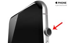 Apple đang nghĩ đến một chiếc iPhone kì quặc như thế này