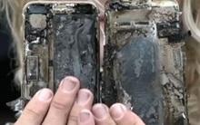 iPhone 7 vừa mới mua đã phát nổ kinh hoàng, đốt cháy cả xe hơi