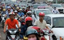 """Chủ tịch hiệp hội vận tải Hà Nội: """"Cần cân nhắc bỏ cụm từ cấm xe ngoại tỉnh đi"""""""