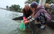 Sông hồ Hà Nội sạch bóng túi rác thải ngày tiễn ông Táo lên trời