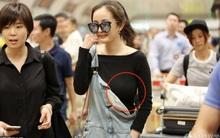 """Dương Mịch bị netizen xứ Trung soi vòng một ở vị trí """"kỳ lạ"""""""