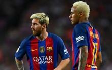Song sát Suarez - Messi dự bị, Barcelona thua sốc đội bóng mới lên hạng ngay trên sân nhà