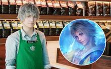"""Bắt gặp anh chàng đẹp trai kiểu hoạt hình như nam chính trong """"Final Fantasy"""""""