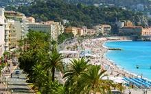 Trước khi xảy ra khủng bố, thành phố Nice từng tươi đẹp và yên bình như vậy