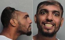 Tên tội phạm chỉ có nửa đầu cười tươi rói trong bức ảnh hồ sơ