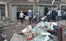 Người dân ở KĐT Văn Phú cầu cứu Chủ tịch TP Hà Nội sau vụ nổ kinh hoàng