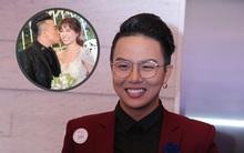Duy Khánh rưng rưng nước mắt khi thấy Trấn Thành hứa hẹn với Hari Won trong đám cưới