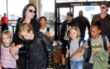 Brad Pitt lại bị điều tra về tội ngược đãi các con bằng lời nói
