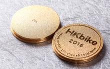 HKbike gây xôn xao với tấm thiệp mời mạ vàng nhân dịp ra mắt sản phẩm