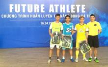 Giới trẻ hứng khởi với chương trình huấn luyện tài năng bóng đá trẻ Future Athlete