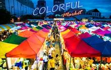 Colorful Market – Không gian mua sắm siêu hot mùa Tết này!