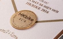 Xôn xao thiệp mời mạ vàng cho lễ ra mắt sản phẩm xe đạp điện