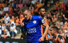 ĐKVĐ Leicester City thua sốc đội mới lên hạng trong trận khai mạc Premier League