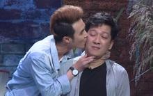 """Huỳnh Lập """"lợi dụng sơ hở"""" hôn lén Trường Giang!"""
