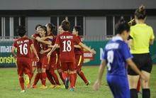 Đánh bại Thái Lan, tuyển nữ Việt Nam vào bán kết AFF Cup 2016 với ngôi nhất bảng
